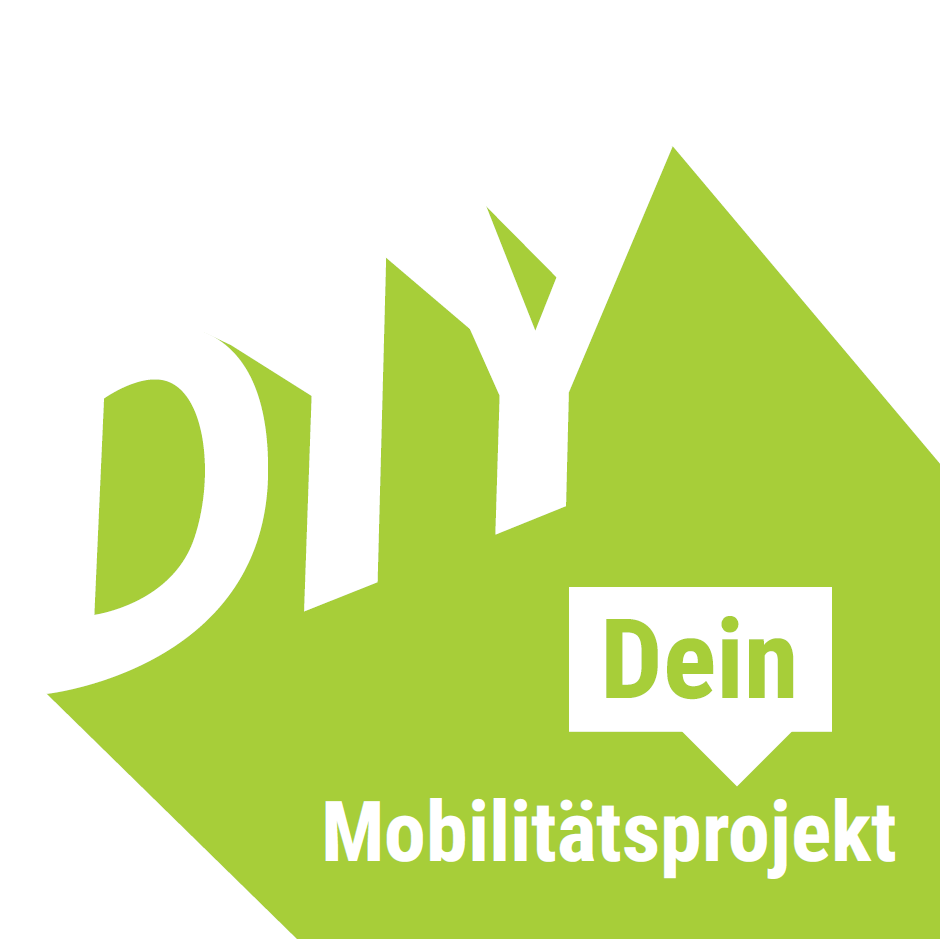 Logo DIY - Dein Mobilitätsprojekt